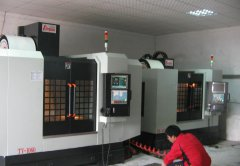 中山CNC电脑锣(数控铣床)维修保养